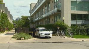 Police investigating after man found shot dead in downtown Toronto condo garage