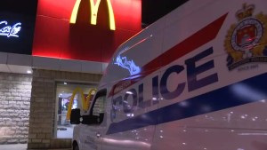 26 year old arrested for stabbing a customer at a McDonalds in Kingston