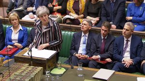 Britain will head into unknown if Brexit deal is rejected – May