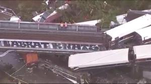 The impact of Seattle's deadly train crash