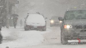 Toronto digs out after another winter wallop