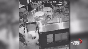 Calgary bakery owner hopes surveillance video will help catch thieves