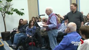 Cavendish extension discussed at Town Hall meeting in Côte Saint-Luc