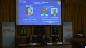 Nobel Prize in chemistry awarded to U.S., U.K. researchers for harnessing 'power of evolution'