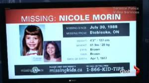 Police search rural area in Ontario for Nicole Morin