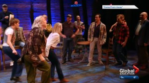Hit musical 'Come from Away' has a Saskatoon connection