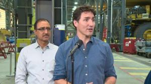Canada's oil industry is in better place now than with previous governments: Trudeau