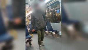 Frighting altercation on TransLink bus caught on camera