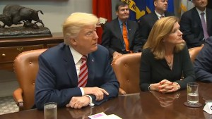 Trump refuses to answer questions on previous Papadopoulos 'great guy' comment