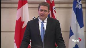 Andrew Scheer: Conservatives are the part of prosperity, not envy