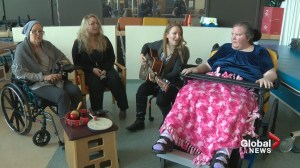 Music therapy program at Foothills Hospital expanded