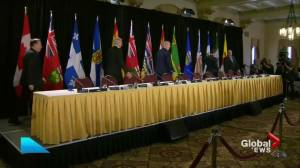 Premiers address energy and national unity in Saskatoon