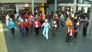 The Morning Show meets some of the seniors behind a flash mob happening Feb. 22