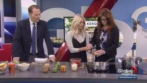 Saturday Chef: Stewed tomato chickpeas