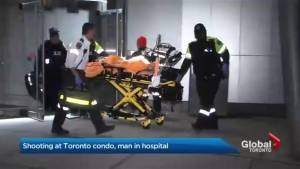 Man shot inside Air BnB rental unit in downtown Toronto condo