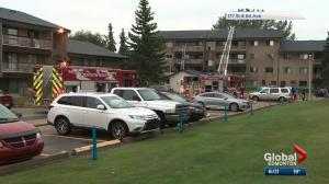 Fire crews respond twice to west Edmonton apartment
