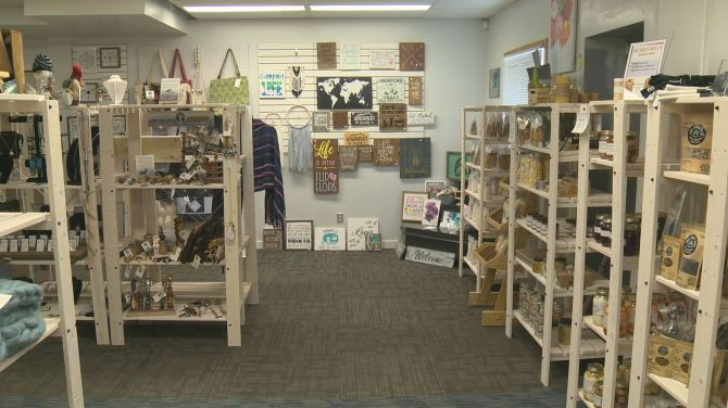 Regina store brings artisans together under one roof