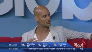 Winnipeg trainer believes he cracked the code on how to live a healthy and fullfilled life