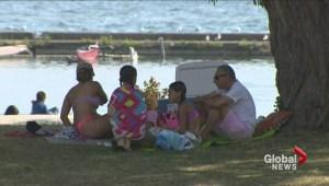 It's hot!: GTA experiences heat wave