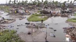 UN: Cyclone Idai may be Southern Hemisphere's worst weather disaster