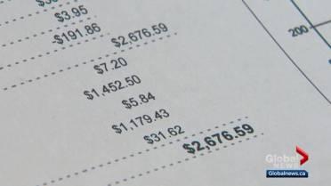 Alberta single mom handed $2,700 water bill: 'It's