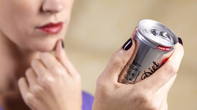 can you drink diet soda while pregnant