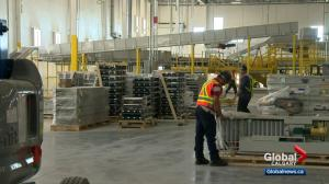 Tour Amazon's new fulfillment centre in Balzac