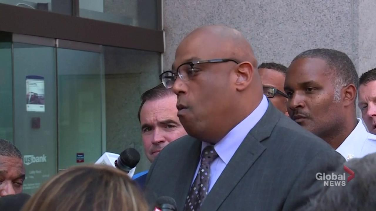 Cincinnati police chief confirms three dead in morning shooting