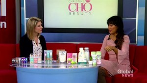 Spring makeup tips from Christine Cho