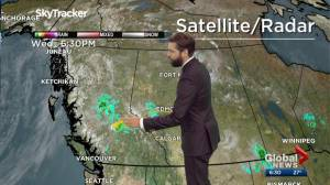 Edmonton Weather Forecast: June 12