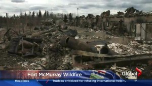 CEMA helps Fort McMurray as it battles wildfire