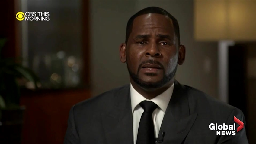 R Kelly Released From Jail As Unknown Person Pays $161,000 Child Support