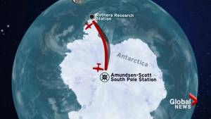 Calgary-based Kenn Borek Air may rescue second patient from South Pole