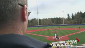New UBC baseball stadium officially opens (06:10)