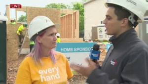 Habitat for Humanity Women Build: Meet the future homeowner