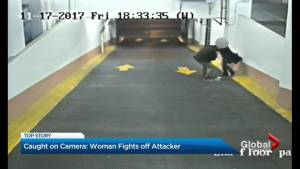 'I have to fight': Victim of vicious attack caught on camera speaks out