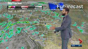 Edmonton Weather Forecast: July 11