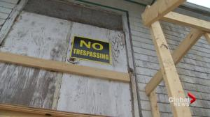 Lake Loon and Cherry Brook residents preparing to restore historical building