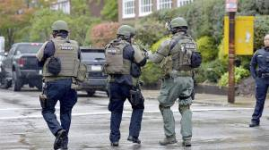 'We are pinned down': Transcript reveals police response to synagogue shooting