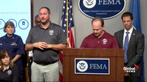 Hurricane Florence: NOAA warns of heavy rainfall over multiple days
