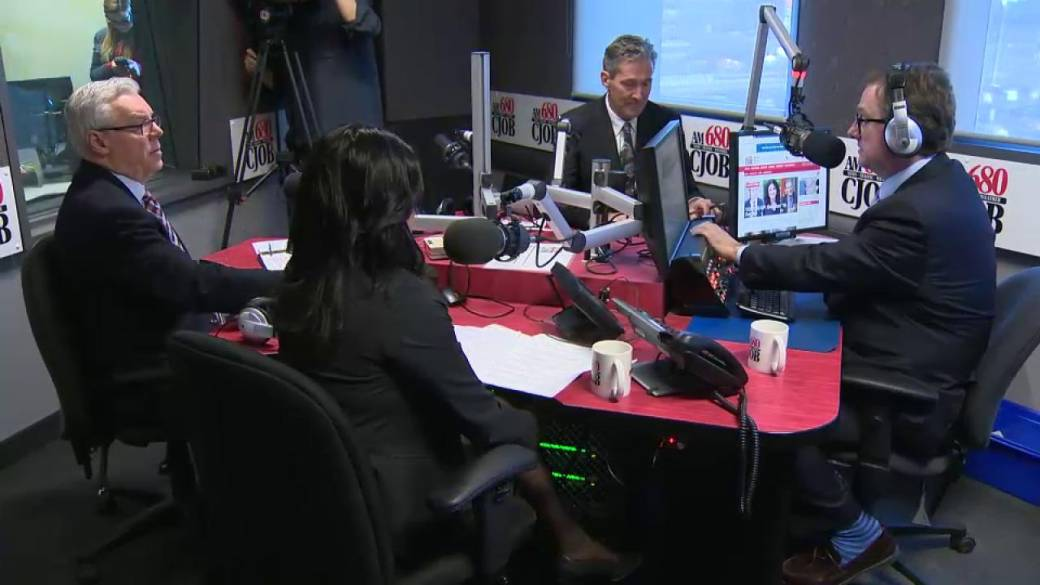 Click to play video 'Leaders discuss organ transplants in Manitoba and 'presumed consent''