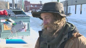 West Broadway panhandlers causing concerns in Winnipeg