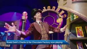 Charlie and the Chocolate Factory comes to Mirvish