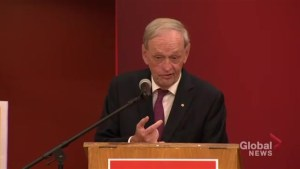 Jean Chrétien says Canada 'needs immigrants'