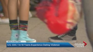 U.S. CDC: 1 in 10  Teens Experience Dating Violence