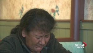 Mother of man accused of killing 2 Edmonton kids speaks