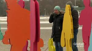 Ashbridge's Bay art installations wow beach goers for another year