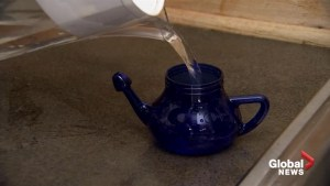 Woman dies from rare brain-eating disease after using neti pot