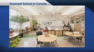 A Winnipeg school named the 'Greenest School in Canada'