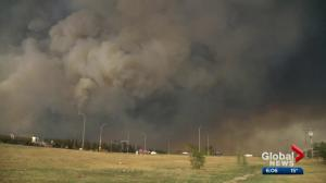 Report raises concerns about Fort McMurray wildfire response